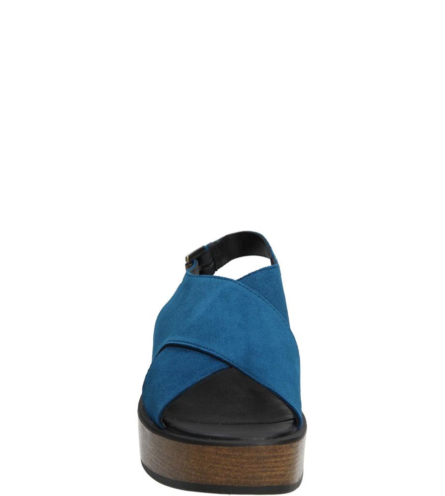 SANDAŁY VAGABOND NOOR 4136-240-61 kolor niebieski