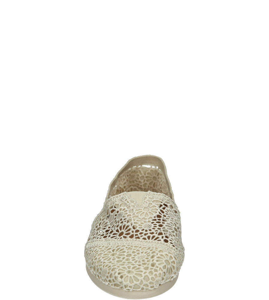 TOMSY TOMS CLASSIC NATURAL 10007858 style Ażurowy