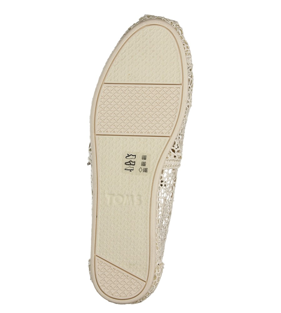 TOMSY TOMS CLASSIC NATURAL 10007858 wys_calkowita_buta 8 cm