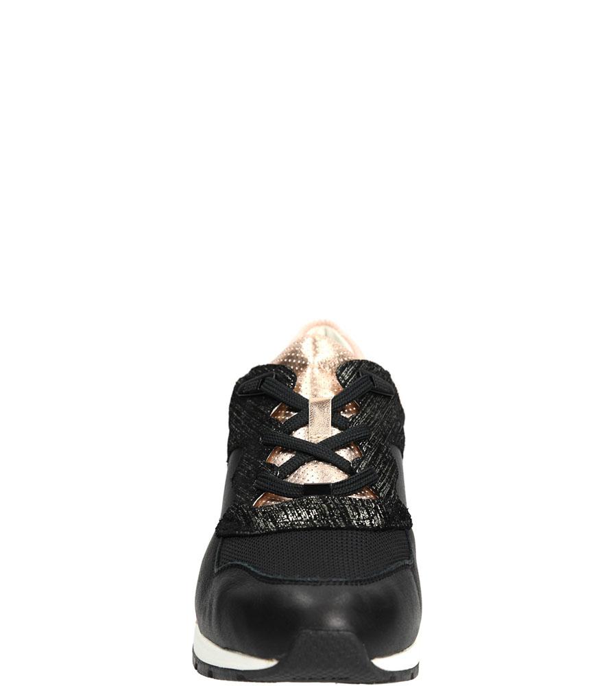 SPORTOWE GEOX D44N1A 0VI11 kolor czarny