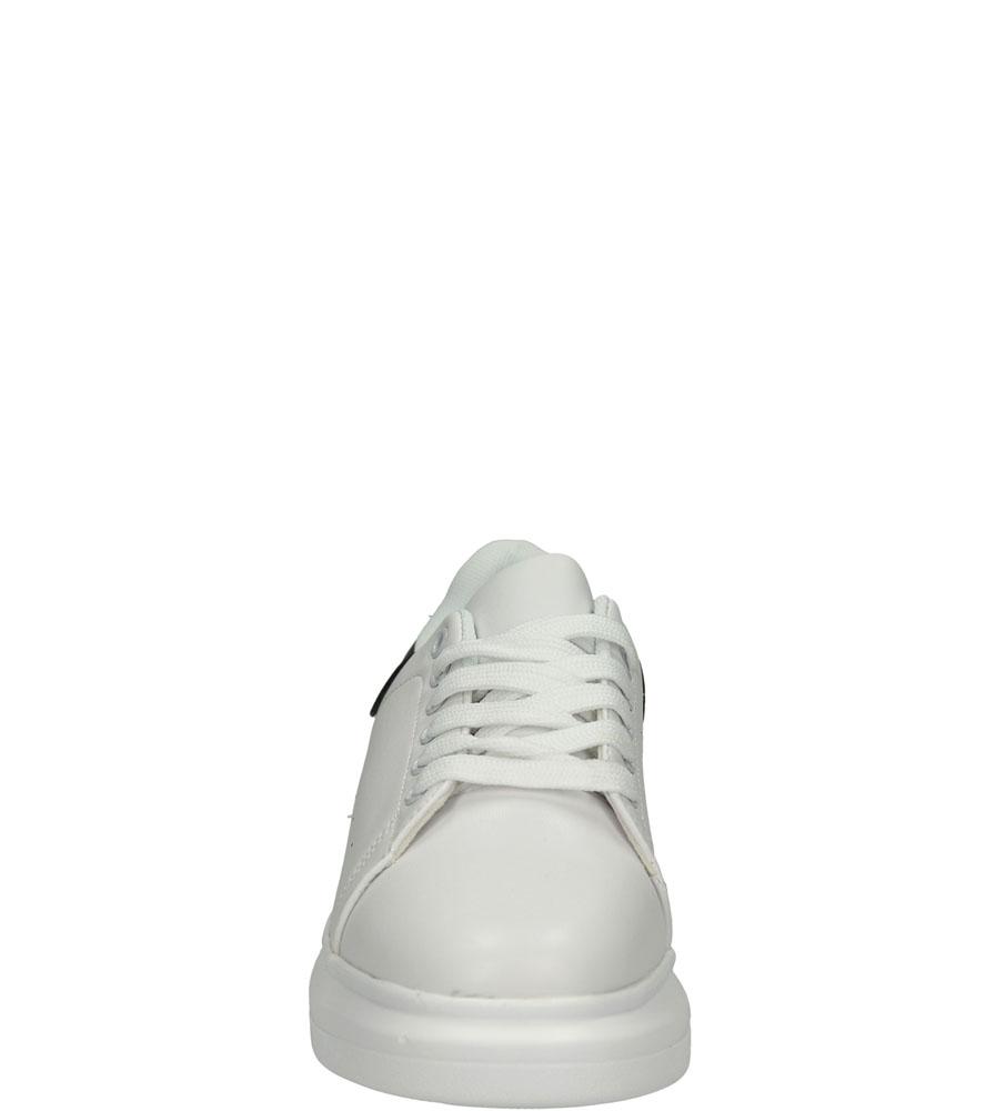 PÓŁBUTY CASU YT-102 kolor biały