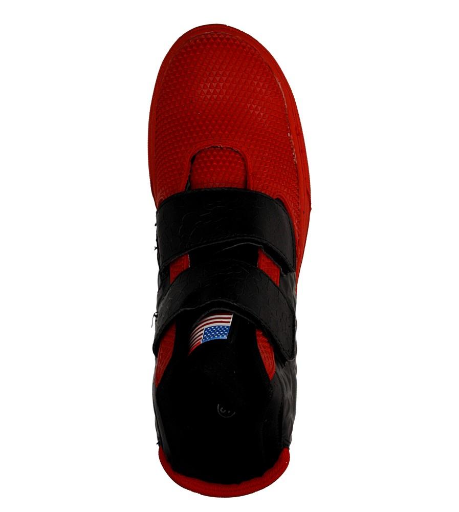 Męskie SPORTOWE CASU C2016-6 czerwony;czarny;