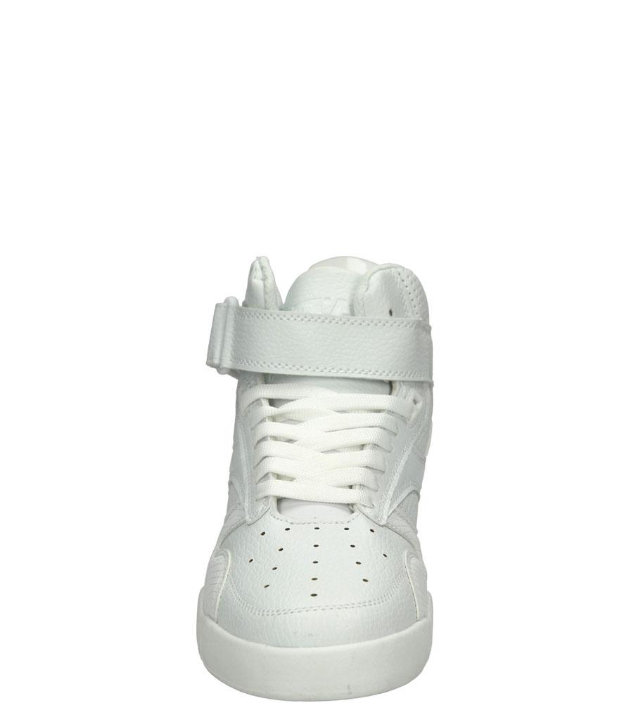 SPORTOWE CASU C2008-2 kolor biały