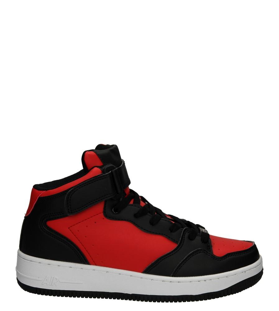 Męskie SPORTOWE CASU C6006H-6 czarny;czerwony;