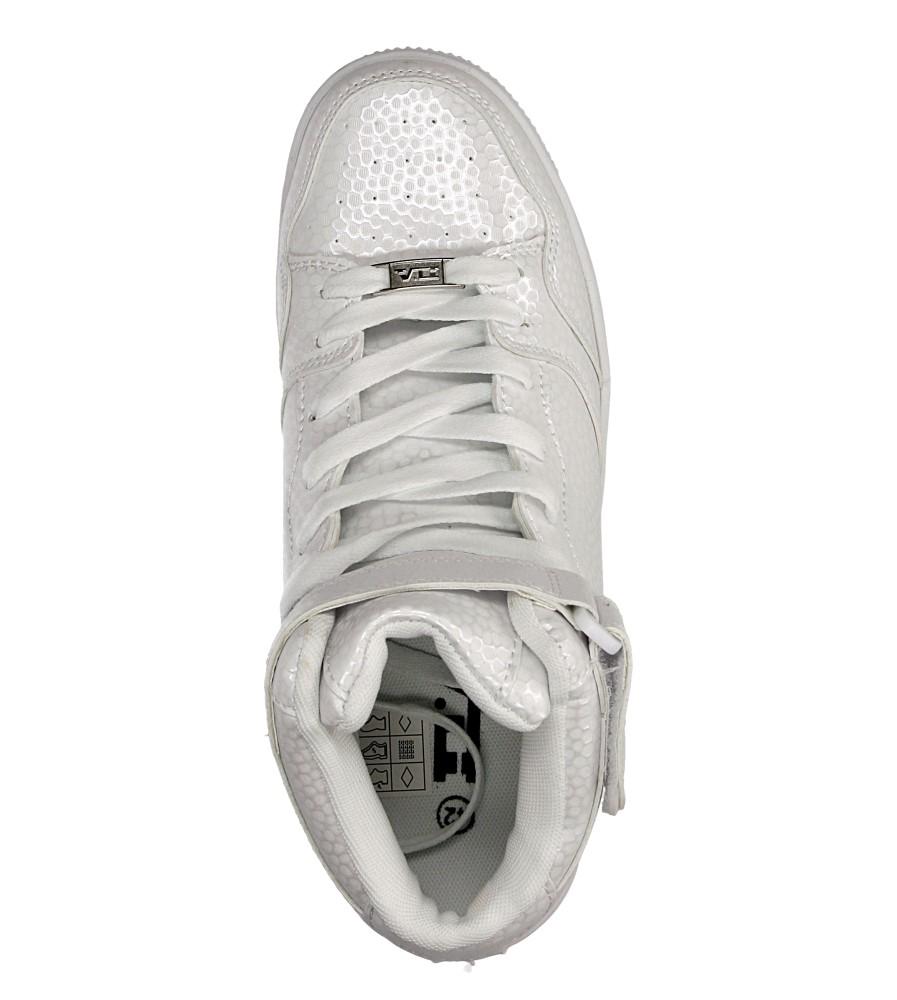 Damskie SPORTOWE C6018F-3 biały;;