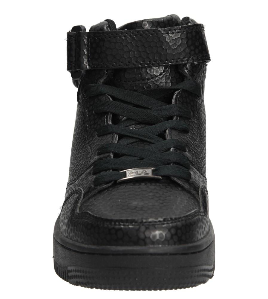 Damskie SPORTOWE C6018F-3 czarny;;