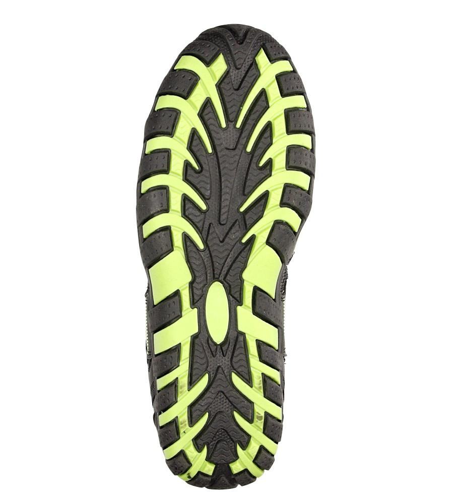 Męskie SPORTOWE CASU H650 czarny;zielony;