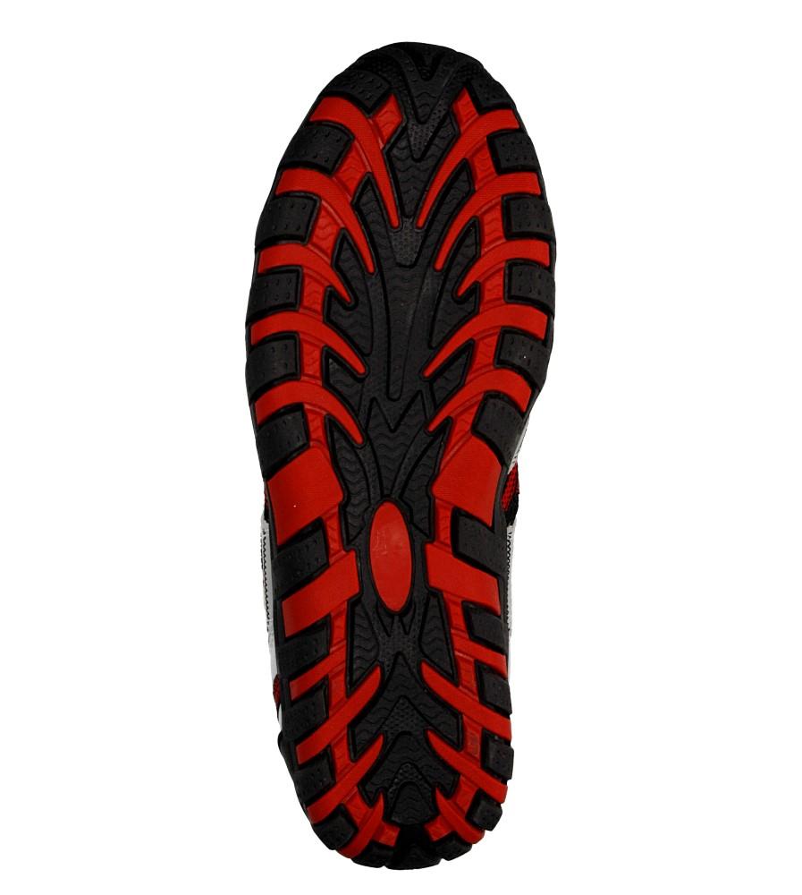 Męskie SPORTOWE CASU H650 szary;czarny;czerwony