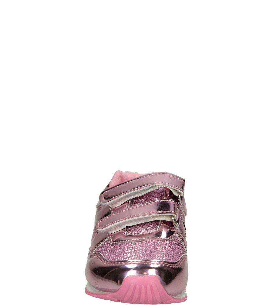 Dziecięce SPORTOWE C12010A różowy;;