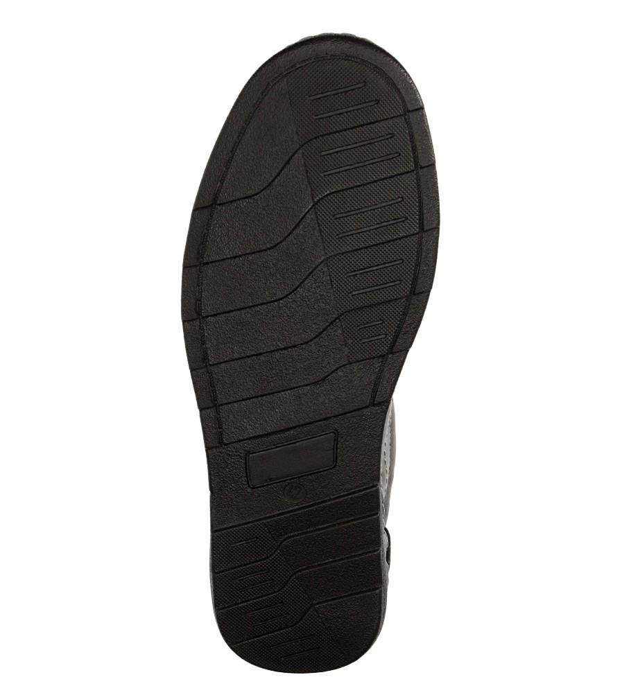 PÓŁBUTY WINDSSOR 841 wys_calkowita_buta 9 cm