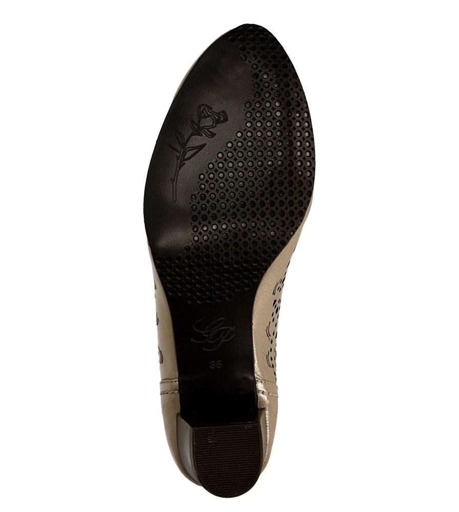 CZÓŁENKA GINA PUCCI 1034 wys_calkowita_buta 13 cm