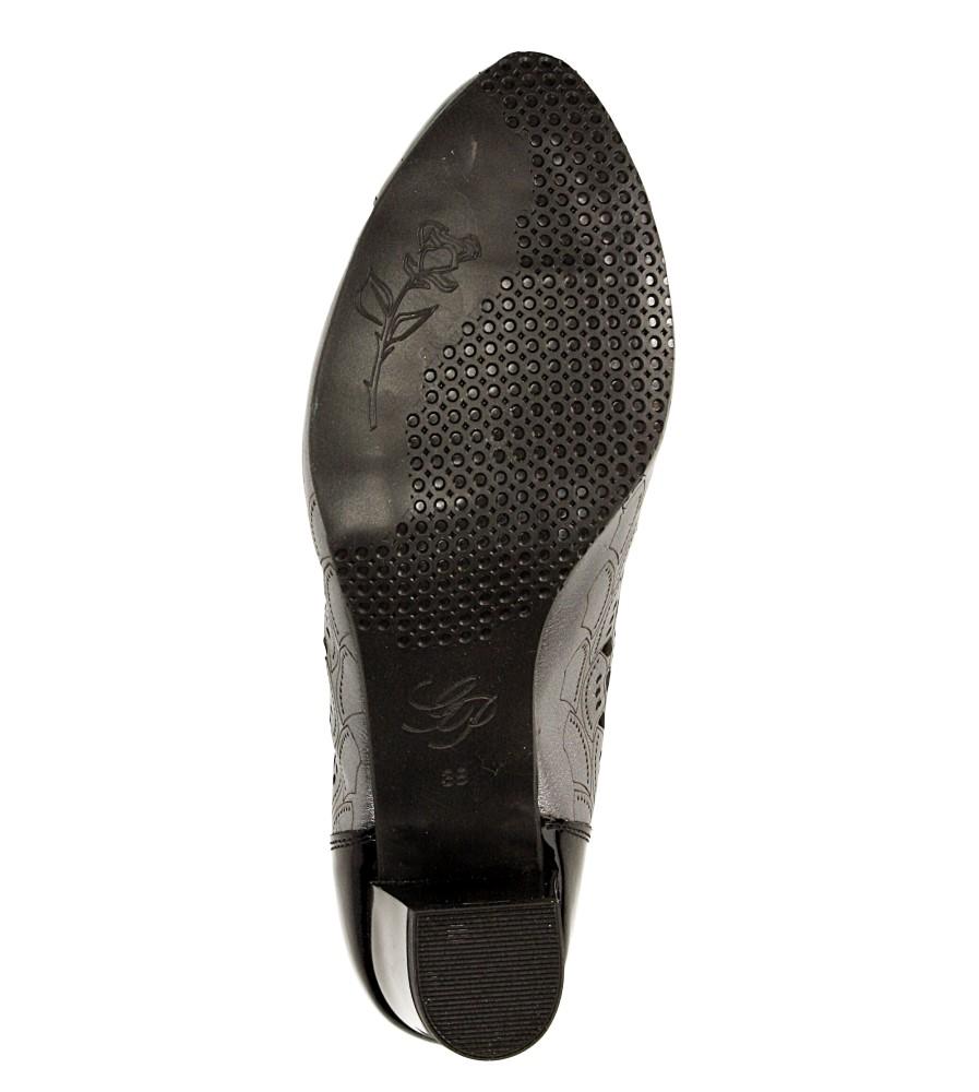 CZÓŁENKA GINA PUCCI 1036 wys_calkowita_buta 13 cm
