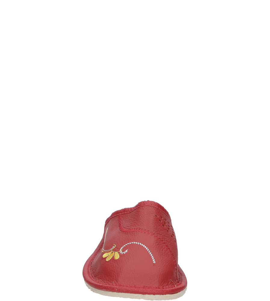 KAPCIE CASU D-22 kolor czerwony