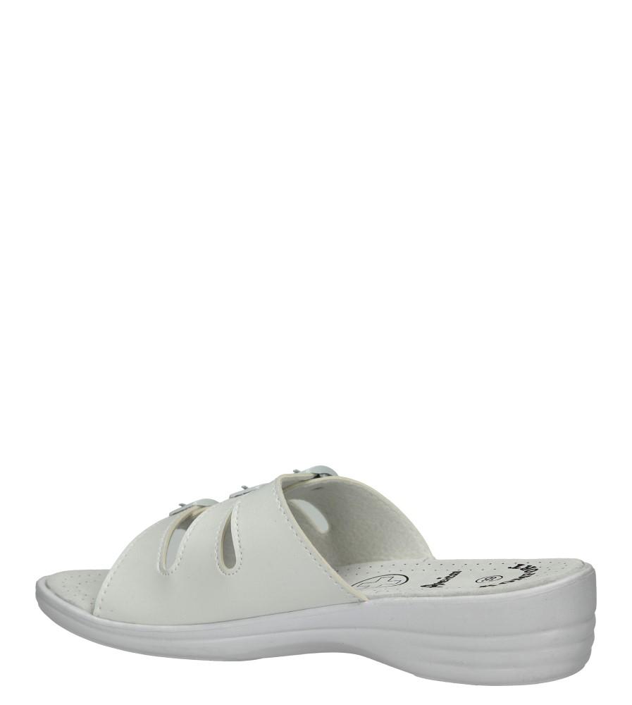 KLAPKI AMERICAN KL-4/2016 kolor biały
