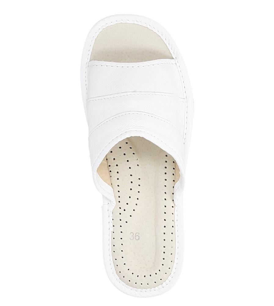 Damskie KAPCIE CASU DL-013 biały;;