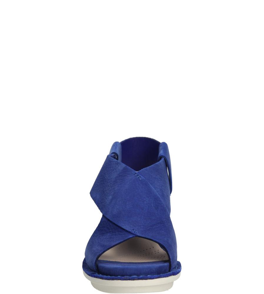 SANDAŁY CLARKS HEXTON GALA 26115181 kolor niebieski