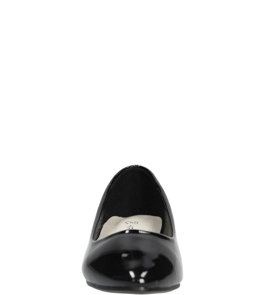 BALERINY 5F-GH85971D kolor czarny