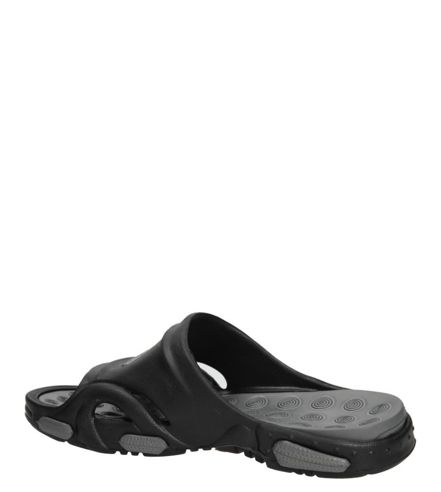 KLAPKI AMERICAN LC-A033003-1 kolor czarny, szary