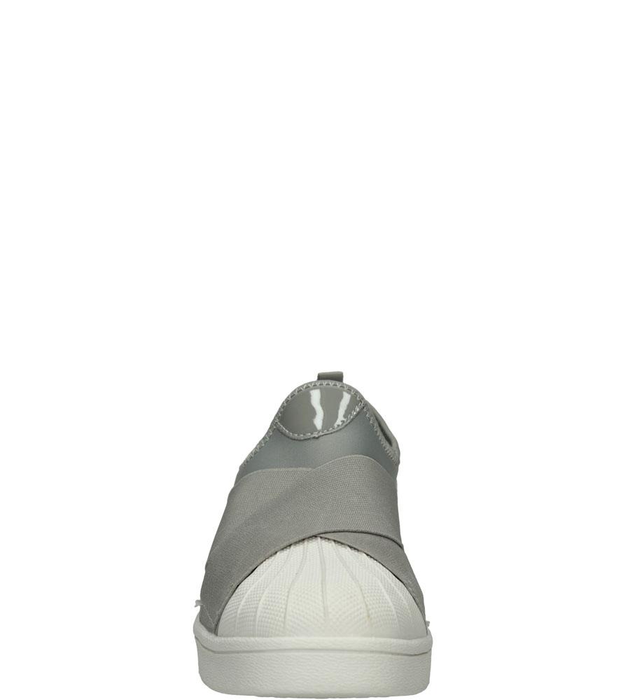 SPORTOWE CASU L43653 kolor jasny szary