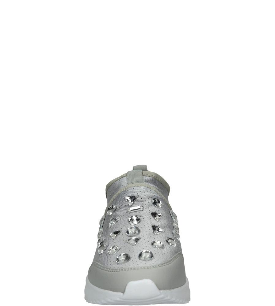 Damskie SPORTOWE CASU L43651 szary;;