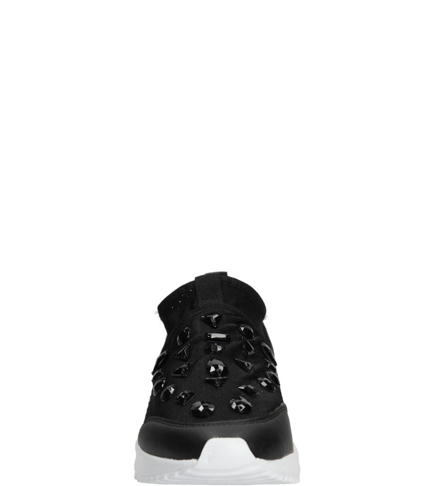 SPORTOWE CASU L43651 kolor czarny