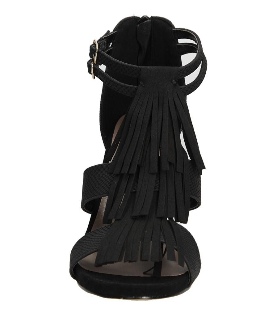 SANDAŁY BULLBOXER 102000 kolor czarny