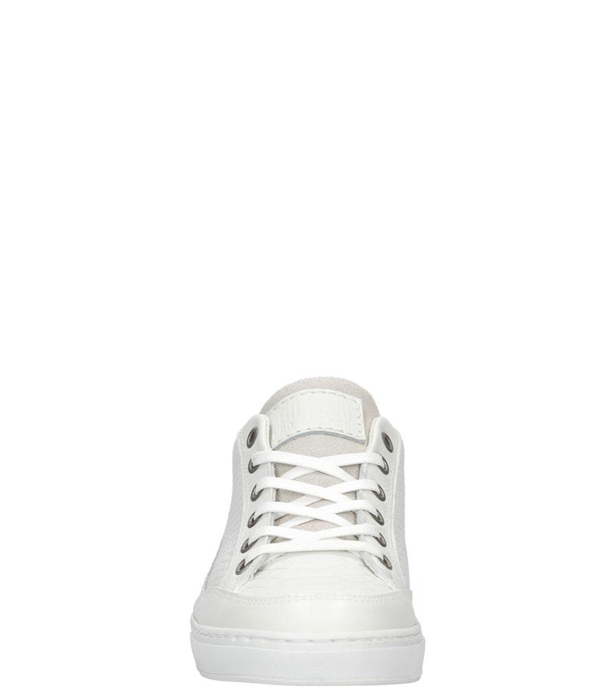 PÓŁBUTY BULLBOXER 354M25932A kolor biały
