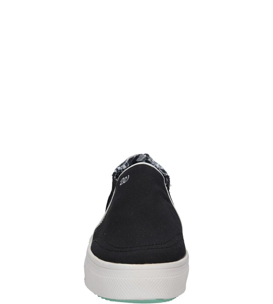 CREEPERSY WRANGLER SHEENA SLIP ON WL161556 kolor czarny