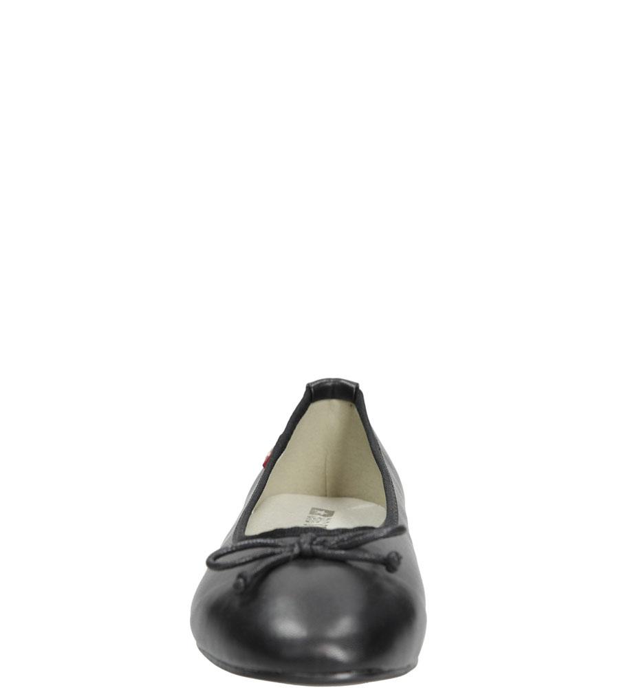 BALERINY BIG STAR U27477 kolor czarny