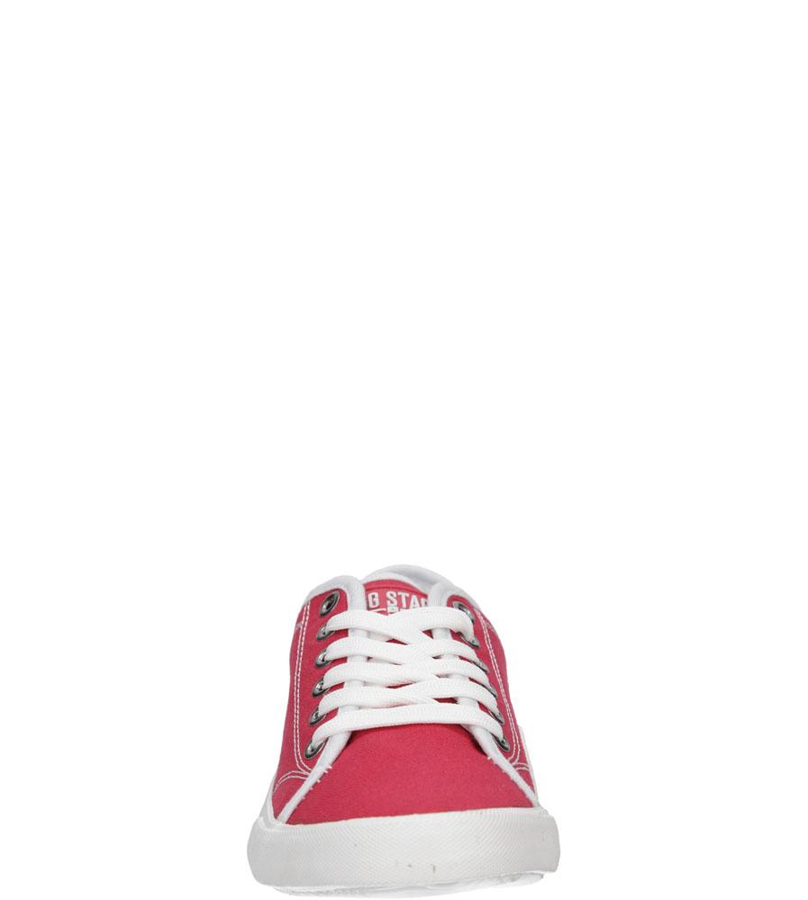 TENISÓWKI BIG STAR U27484 kolor czerwony