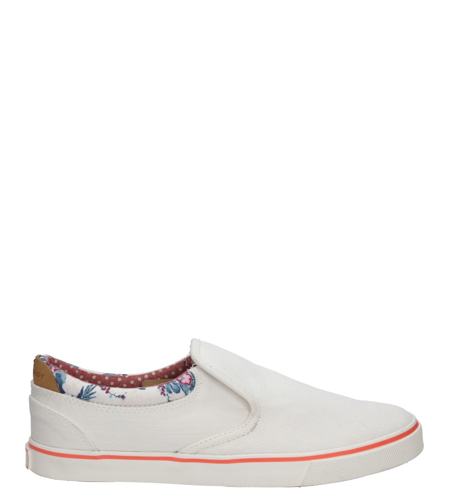 SLIP ON WRANGLER ICON SLIP ON CANVAS WL161513 sezon Wczesna wiosna