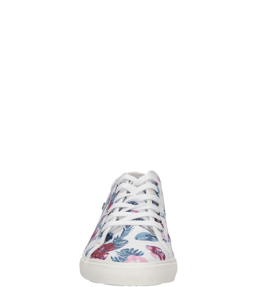 Damskie TRAMPKI WRANGLER STARRY LOW WL161520 biały;multikolor;
