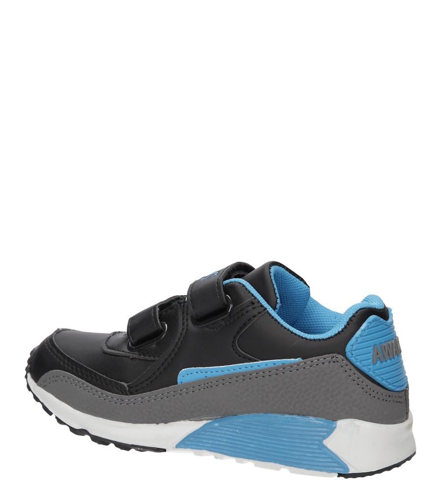 SPORTOWE C4005-1 kolor czarny, niebieski