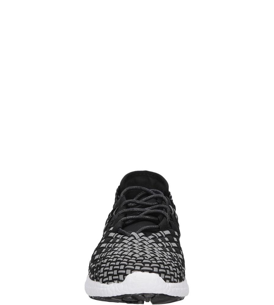 Damskie SPORTOWE BLINK 601595 czarny;srebrny;