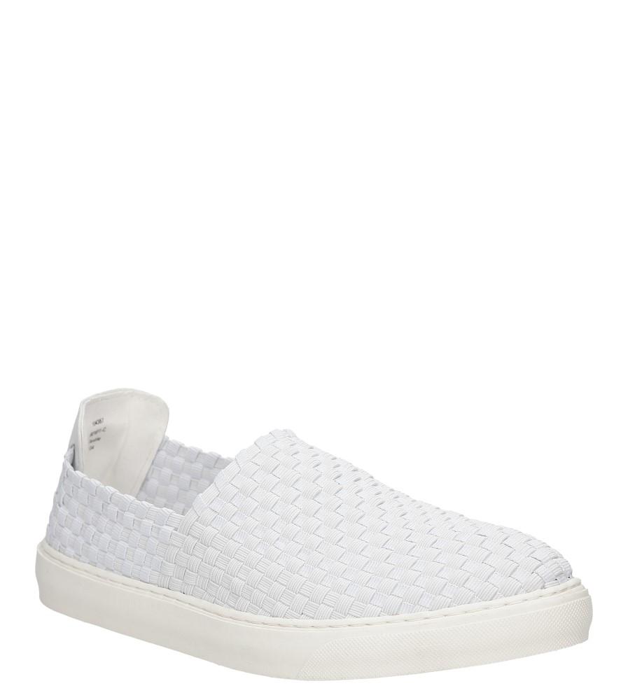 Damskie SLIP ON BLINK 601611-C biały;;