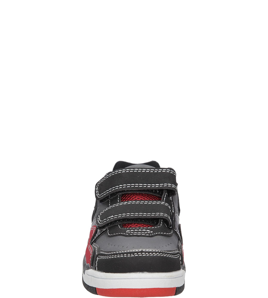 Dziecięce SPORTOWE AMERICAN K15930 czarny;czerwony;