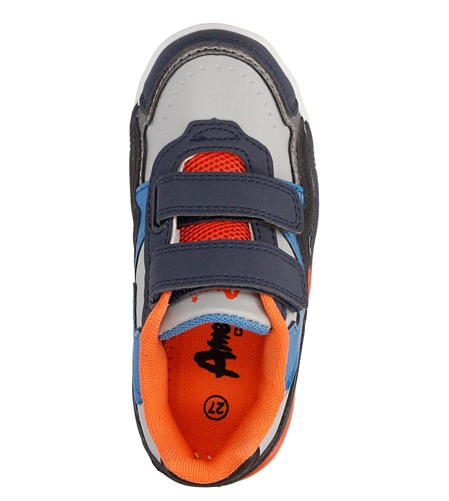 Dziecięce SPORTOWE AMERICAN K15930 niebieski;;