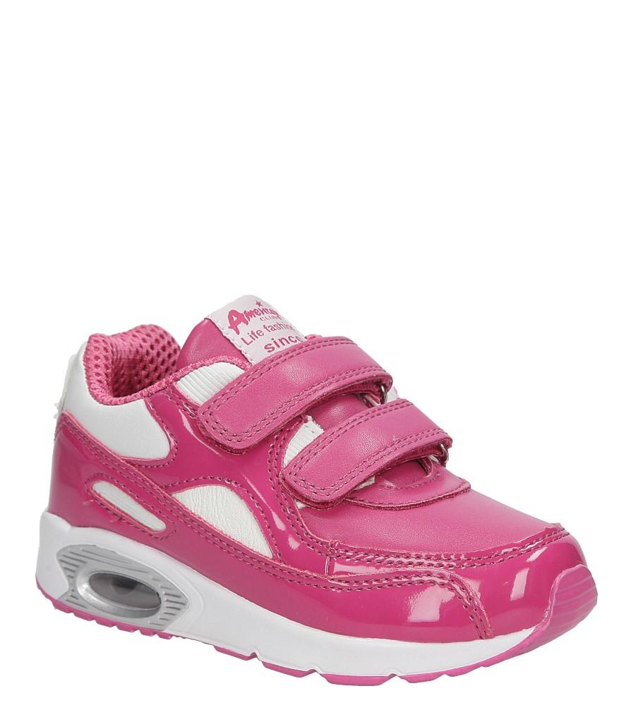 Dziecięce SPORTOWE AMERICAN K13822 różowy;;