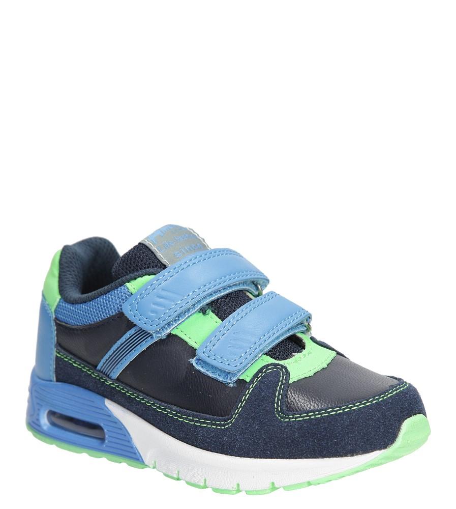 Dziecięce SPORTOWE AMERICAN K151330 niebieski;niebieski;zielony