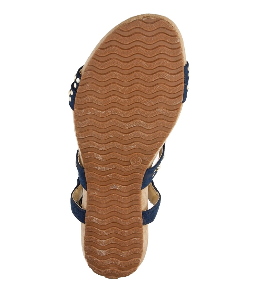 SANDAŁY CASU C2334 wys_calkowita_buta 7 cm