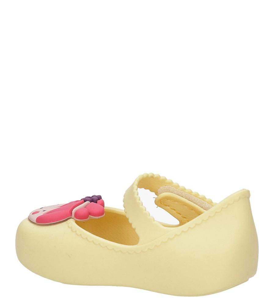 MELISKI ZAXY 81863 CIRCO BABY kolor żółty