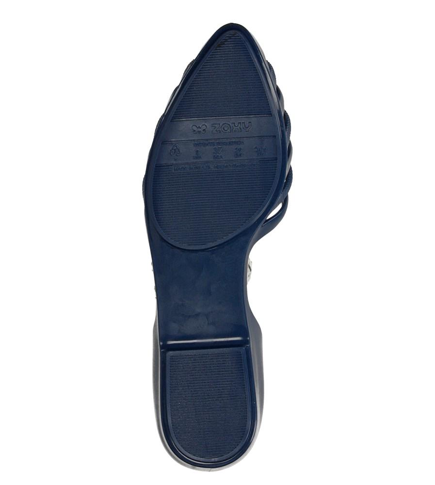 Damskie MELISKI ZAXY 81761 HYPE FEM niebieski;;