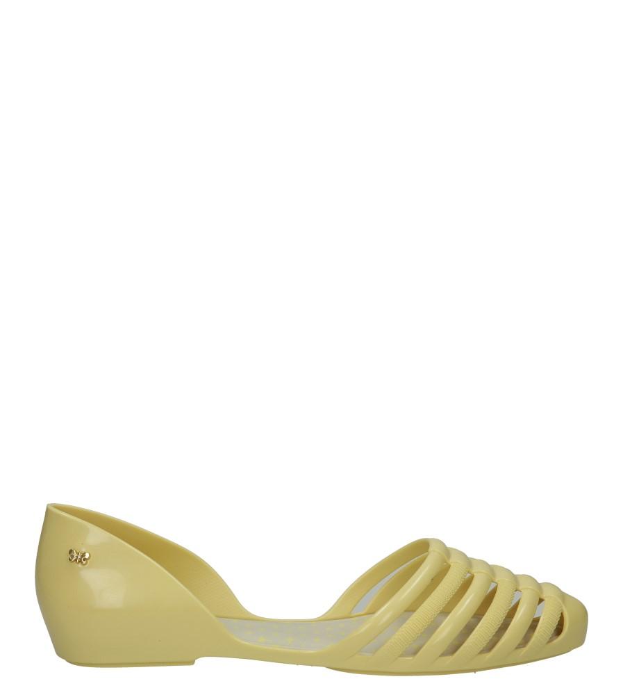 Damskie MELISKI ZAXY 81761 HYPE FEM żółty;;