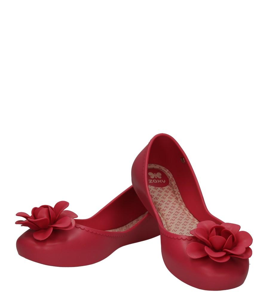 Damskie MELISKI ZAXY 81606 START FEM różowy;;