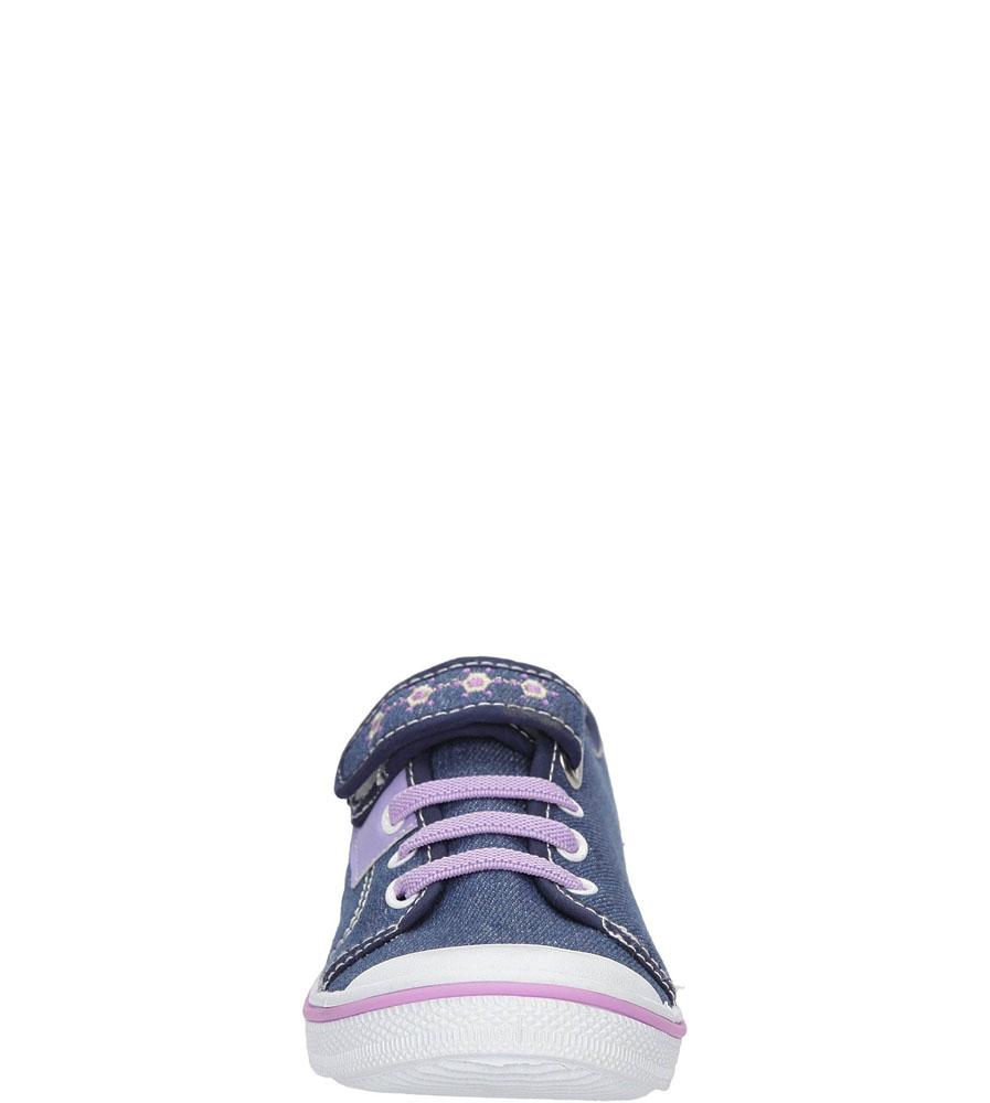 TRAMPKI HASBY T1948A kolor fioletowy, niebieski