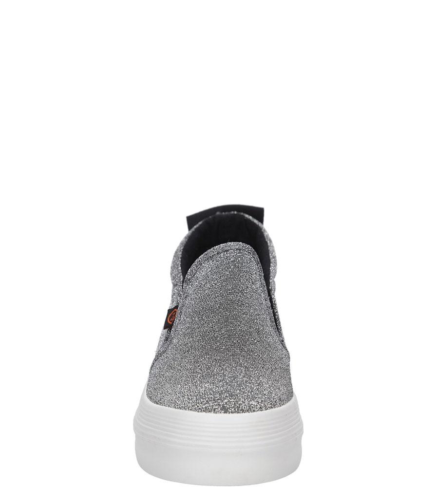 CREEPERSY MCKEYLOR KY16-9503DMTTN kolor srebrny