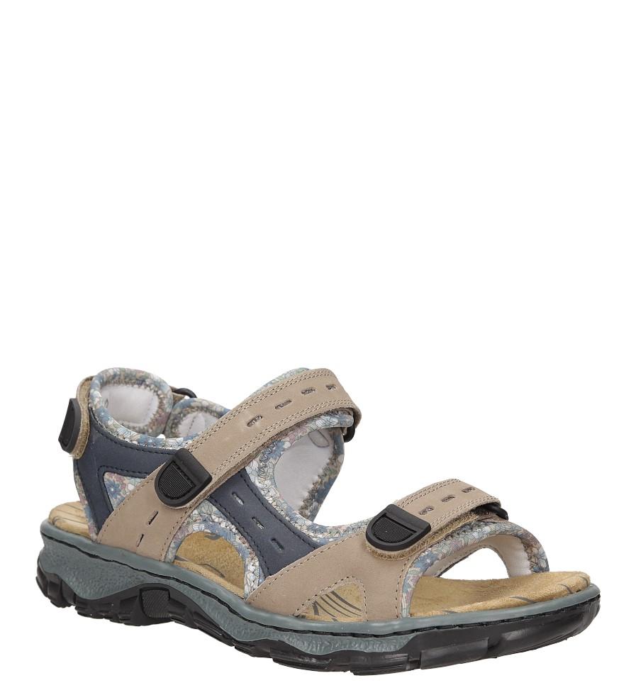 Sandały Rieker 68872 producent Rieker
