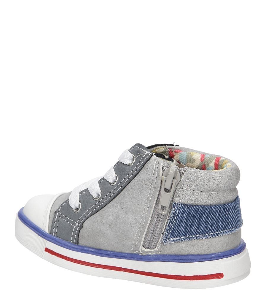 Dziecięce SPORTOWE AMERICAN G-C15155C szary;niebieski;