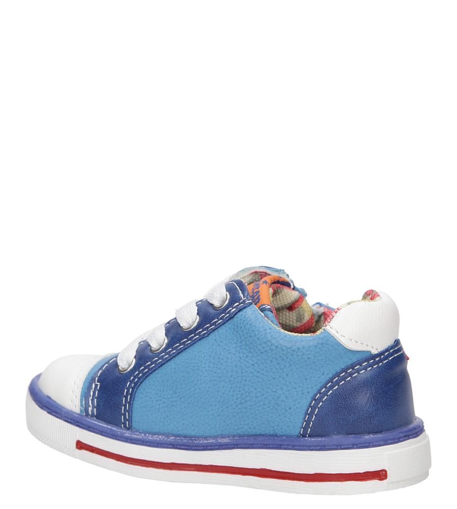 Dziecięce TRAMPKI AMERICAN G-C15153C niebieski;niebieski;
