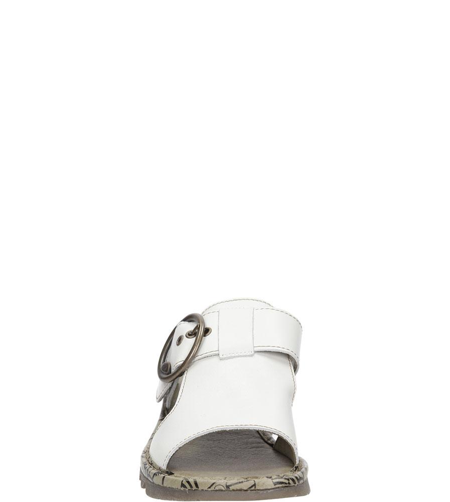 Damskie KLAPKI FLY LONDON P50053400 biały;;